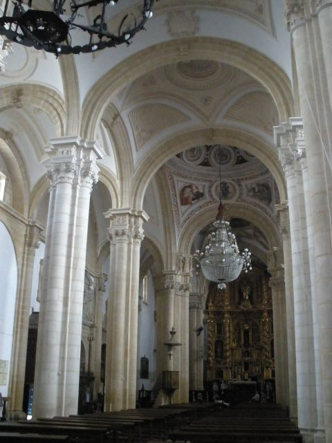 Catedral, Baeza Übeda