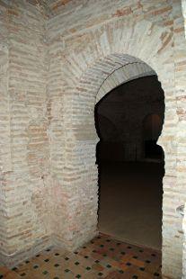 Visitando el Alcazar de Jerez