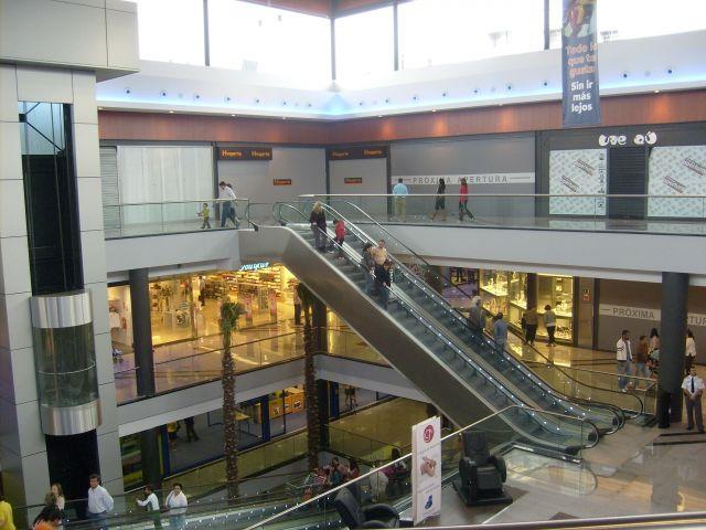 centro comercial N4