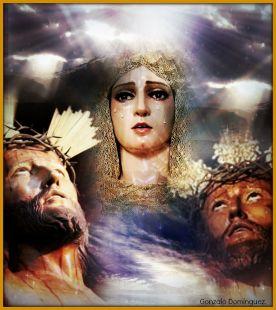 Cristo de la Expiración y María Santísima de la Victoria