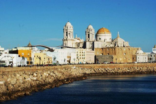 Cádiz, el campo del sur.