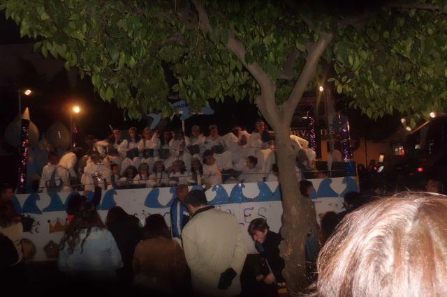 cabalgata reyes 2014