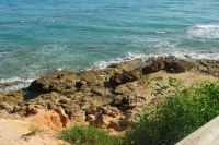 Playa de Chiclana de la Frontera, Cádiz.