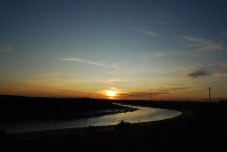 Desde Chiclana de la Frontera, provincia de Cádiz.
