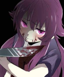 Yuno Gasai-Mirai Nikki-Glace7Z Twin Princess-Monster Machine (AT ANIME GORE PROJECT & EM GORE BY MEDIAMASTERS)