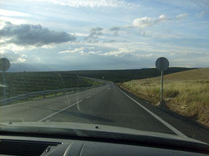 Carretera A-385 de La Rambla a la A-45 y A-4