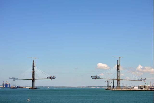 II Puente desde el Puente C<rranza