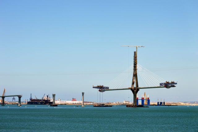 II Puente desde el Puente Carranza