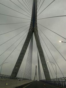 Puente la Pepa Cádiz.