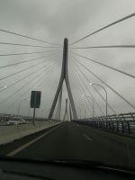 Puente La Pepa , Cádiz.